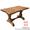 Деревянные столы под старину,  Стол Хвилька #1222679