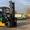 Вилочный автопогрузчик/автонавантажувач Komatsu на спарке #1697979