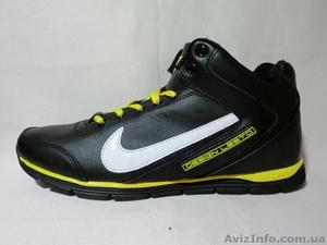 Качественные не дорогие кожаные кроссовки: Adidas, Nike, Reebok, Kappa... - Изображение #5, Объявление #545012