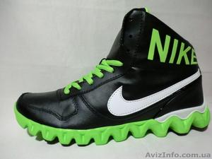 Качественные не дорогие кожаные кроссовки: Adidas, Nike, Reebok, Kappa... - Изображение #7, Объявление #545012