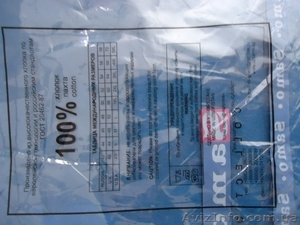 Футболка 100 % хлопок. Цена 35 грн/ед. Сделано в Узбекистане. Размерными рядами  - Изображение #2, Объявление #863432