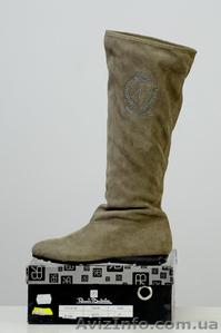Сток обуви. Сапоги женские. Сделано в Италии. Обувь оптом. - Изображение #3, Объявление #948955