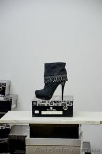 Сток обуви. Сапоги женские. Сделано в Италии. Обувь оптом. - Изображение #5, Объявление #948955