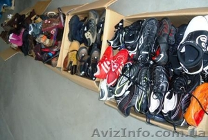 Обувь секонд хенд экстра-крем сорта по 7, 5 евро/кг. Есть новая обувь (сток) . - Изображение #1, Объявление #949510