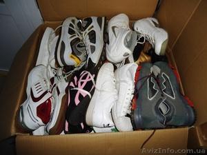 Секонд хенд. Сортировка. Микс обуви. Вес тюка около 20 кг. Сорт экстра+крем от 6 - Изображение #1, Объявление #955623