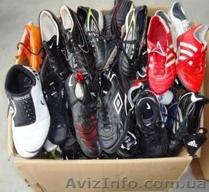 Секонд хенд. Сортировка. Микс обуви. Вес тюка около 20 кг. Сорт экстра+крем от 6 - Изображение #2, Объявление #955623