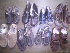 Стоковая обувь детская. Бренд Ваtа Аndrе 100% кожа. Размеры 24-35. 24 евро/кг. - Изображение #1, Объявление #967688