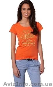 Секонд хенд. Женская футболка А-класс. Новая и практически без износа. - Изображение #1, Объявление #1047571