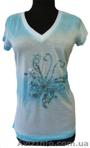 Секонд хенд. Женская футболка А-класс. Новая и практически без износа. - Изображение #2, Объявление #1047571