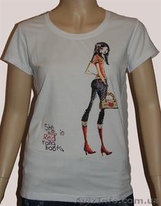 Секонд хенд. Женская футболка А-класс. Новая и практически без износа. - Изображение #3, Объявление #1047571