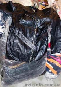 Секонд хенд. Куртки кожа А-класс. Новая и практически без износа. Не дорого. - Изображение #2, Объявление #1053957