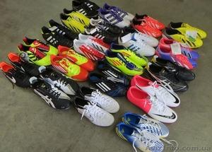 Новые бутсы. Футбольный микс Люкс. Оригинальные бренды: Adidas, Nike, Asics. - Изображение #3, Объявление #1082234
