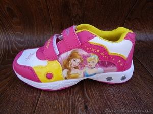 Детская спортивная обувь Disney. Не дорого - 100 грн/пара. От 12 пар. - Изображение #1, Объявление #1140731