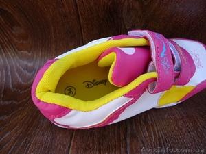 Детская спортивная обувь Disney. Не дорого - 100 грн/пара. От 12 пар. - Изображение #6, Объявление #1140731