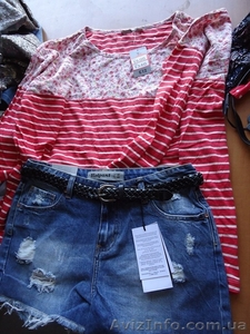 Новая одежда сток. Одежда с бирками. Микс. По 13 евро/кг. Англия. - Изображение #8, Объявление #1266113