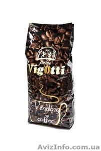 Кава натуральна зернова Vigotti Vending Coffee - Изображение #1, Объявление #1521665