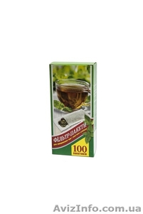 Фільтр-пакет для заварювання чаю L - Изображение #1, Объявление #1521646