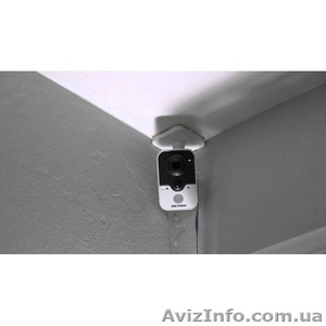 IP камера Hikvision DS-2CD2410F-IW - Изображение #2, Объявление #1565935