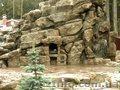Искусственные скалы, валуны, водопады, фонтаны