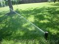 Автоматический полив газона,  капельное орошение