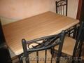 стол обеденный и четыре стула