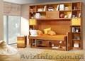 Стол-кровать трансформер,  встроенный в детский гарнитур