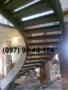 Лестницы из бетона. Украина.