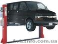 Подьемник двухстоечный 5т электрогидравлический для фургонов и минивэнов MO-5000