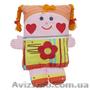 Текстильная кукла-подушка