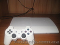 PS3 Super Slim 500gb белая