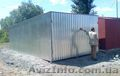 металевий гараж швидкозбірний різних розмірів - Изображение #5, Объявление #1029387