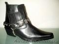 Ботинки казаки Etor зимние мужские.Натуральная цигейка.Стиль и качество., Объявление #1092942
