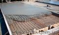Строительство фундамент ноль Будівництво Бетон Проект Будинок Дом