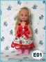 Одежда для кукол Еви Симба (SIMBA)