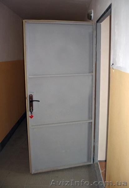 стальная дверь бронированная в квартиру