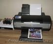 Принтер цветной струйный Epson Photo 1410 c СНПЧ - формат А3max