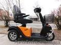 Электрический скутер Solo TS 120 электроскутер