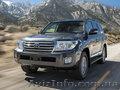 Кузовные детали к Toyota Land Cruiser