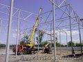 Будівництво овочесховища . Монтаж металоконструкцій - Изображение #2, Объявление #1566399