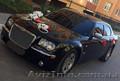 Chrysler 300с на весілля,  весільний кортеж